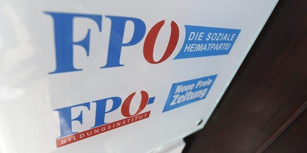 Toter unterschrieb bei FPÖ-Volksbegehren