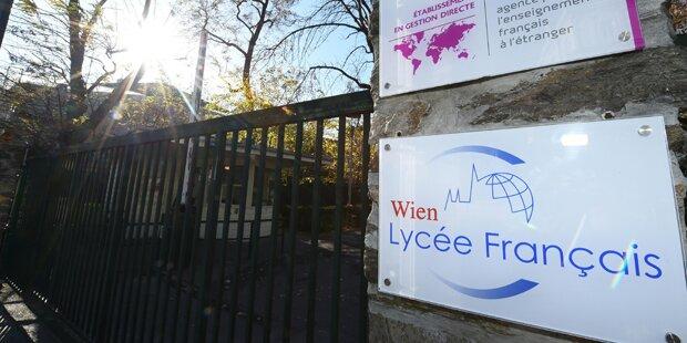 Französische Schule unter Polizeischutz