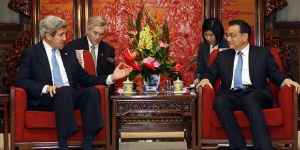USA und China vereint für nukleare Abrüstung