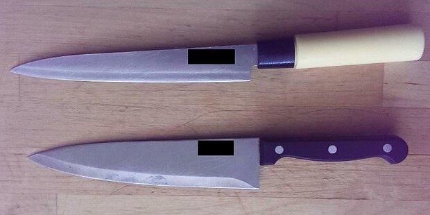 22-Jähriger bedroht Familie mit Messer