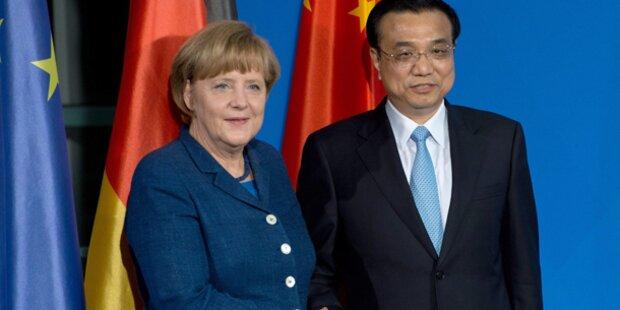 Menschenrechte: Merkel sprach mit Chinas Leqiang
