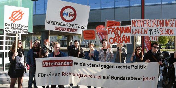 SPÖ-Jugend vergleicht Faymann mit Orban