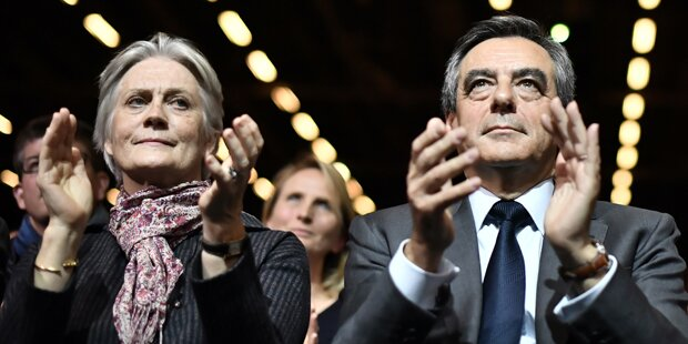 Trotz Skandal: Fillon gibt nicht auf