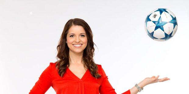 ORF holt TV-Beauty Kristina Inhof