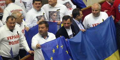 Timoschenko ruft zu Protesten auf