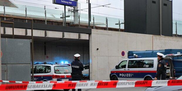 Gleich zwei Bombenalarme in Salzburg