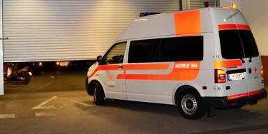 Krankenwagen Rettung