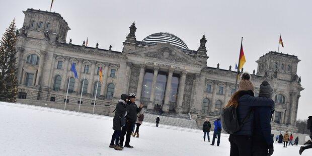Deutsche empört über Russen-Pläne für Mini-Reichstag