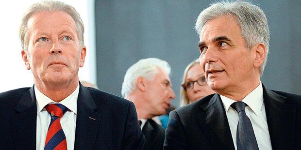 So dealen SPÖ und ÖVP Top-Jobs aus
