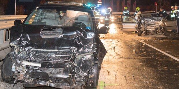 OÖ: Bub (12) stirbt bei Horror-Crash