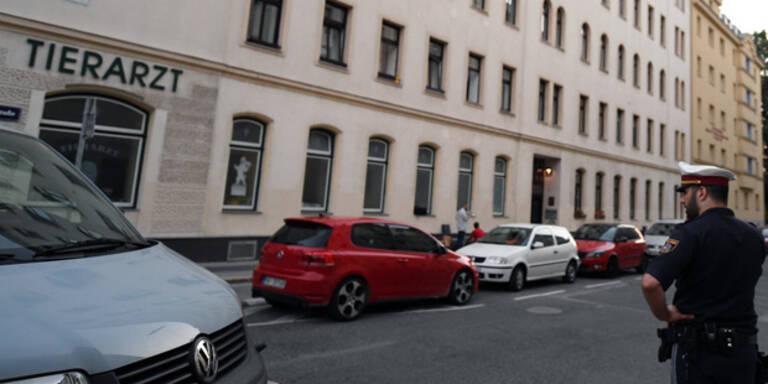 Mann in Wien auf offener Straße erschossen
