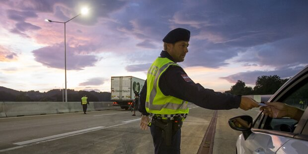 Tschechien: Strengere Grenzkontrollen zu Österreich