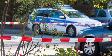 Polizei Deutschland Flüchtling erstochen