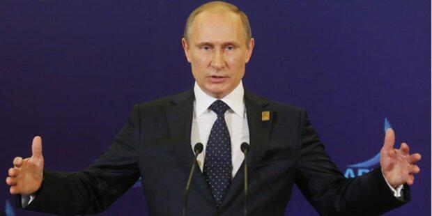 Forbes Liste: Putin mächtigster Mann der Welt