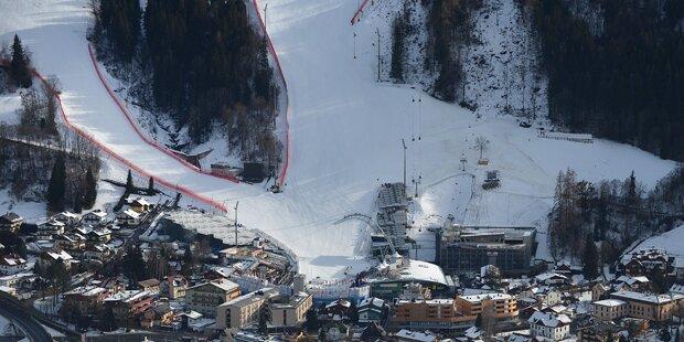 Stehtisch rollte über steirische Skipiste - Verletzte