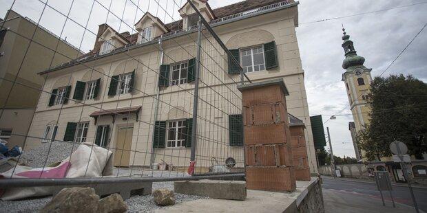 Messer-Attacke in Graz: Zwei Schwerverletzte