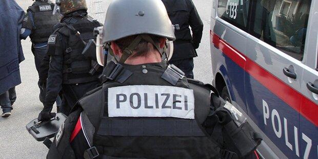 Serienbankräuber in Linz geschnappt