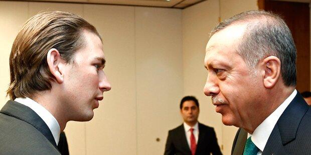 Österreich zahlt 46 Millionen an Türkei