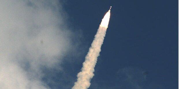 Indien launcht eigene Marsmission