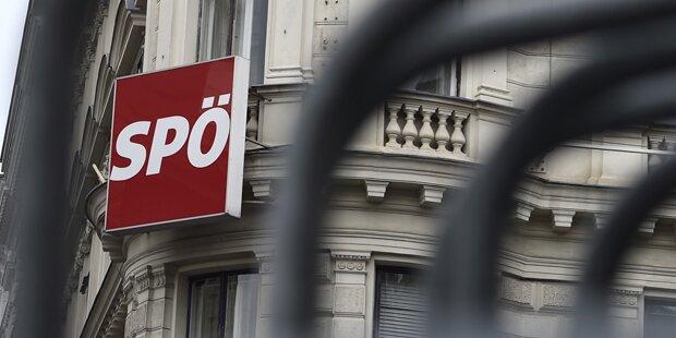 SPÖ veröffentlicht Spendernamen und Einzelsummen