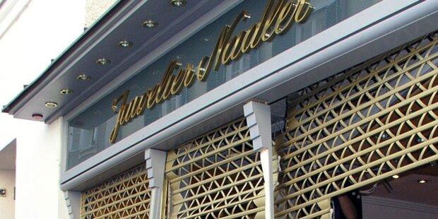 Salzburger Juweliergeschäft