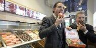 Dunkin' Donuts macht in Österreich weiter