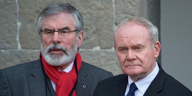 Britische Regierung ruft Neuwahlen in Nordirland aus