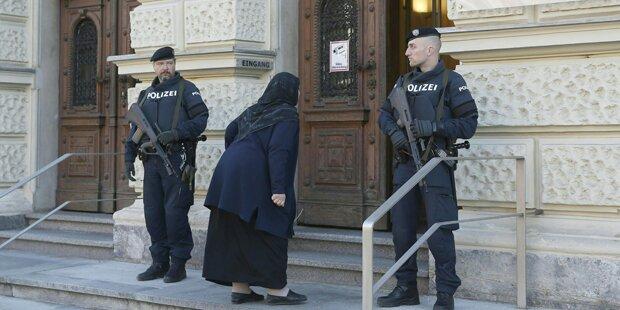 Jihadisten-Prozess in Graz fortgesetzt