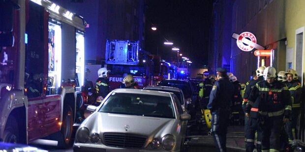 Brand in Wien-Favoriten von Saunaofen verursacht