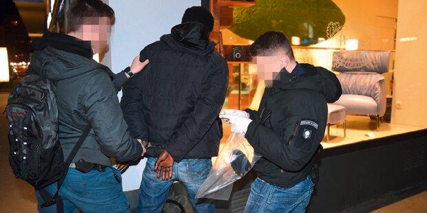 Drogen-Hotspot U6: Securitiy-Einsatz in Planung