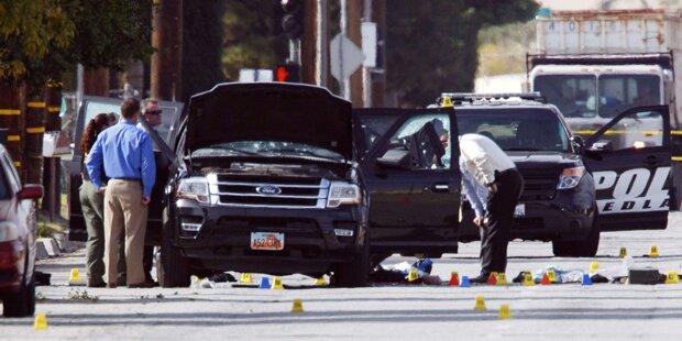 San Bernardino-Killerin besuchte Koranschule