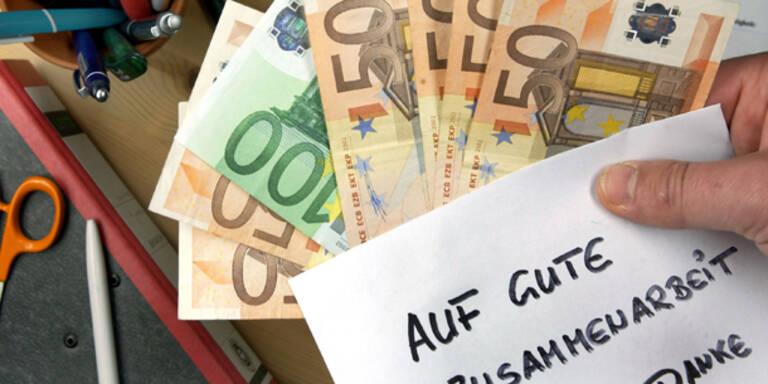 Finanzmarktsystem begünstigt Korruption