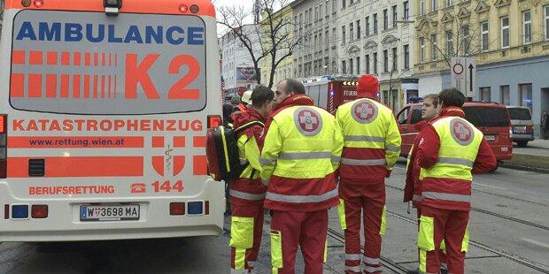 Explosion in Wien-Hernals: Ein Todesopfer