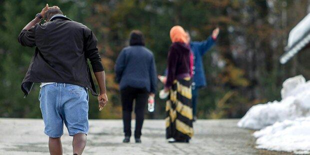 Frau in Asylheim verprügelt und eingesperrt