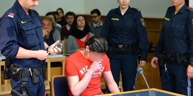 Bub in Hallenbad vergewaltigt: 6 Jahre Haft