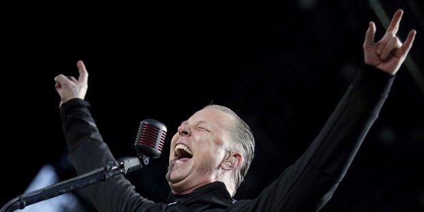 Metallica als Kick-off für »Rock in Vienna«