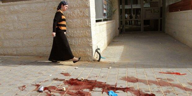 Palästinenser griffen Synagoge an