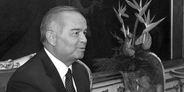 Usbekistans Präsident Karimow ist tot