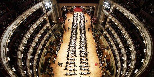 Oberhauser: Netz fordert Trauerminute am Opernball