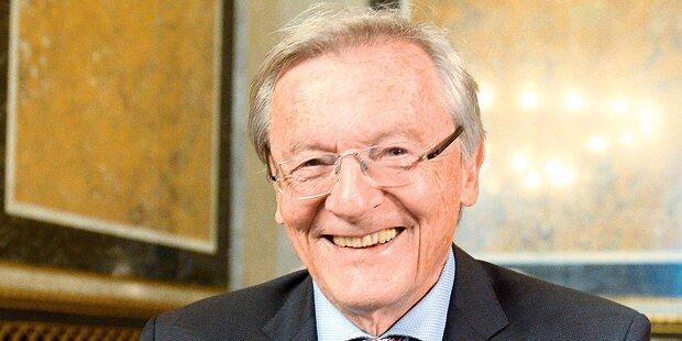 Die Luxus-Pensionen unserer Alt-Politiker