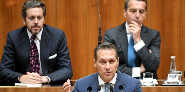 FPÖ stellt sich bei Kerns Miet-Offensive quer