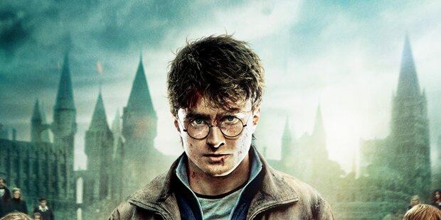 Harry Potter kommt auf die Theaterbühne