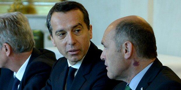 Demonstrationsrecht: SPÖ lässt Sobotka abblitzen
