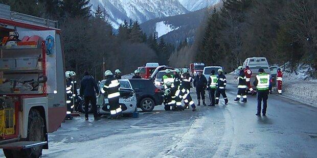 Horror-Crash: Frontalkollision endete tödlich
