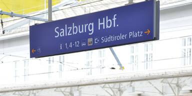 Salzburg Bahnhof