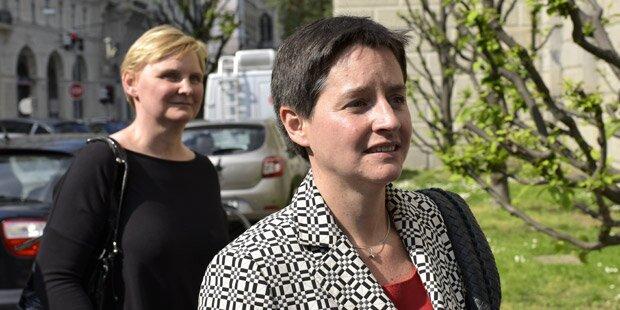 Rücktritt: Sonja Wehsely gibt sich geschlagen
