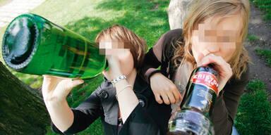 Alkohol jugendliche