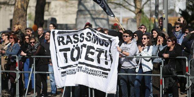Rassismus in Österreich nimmt deutlich zu