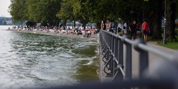 Rätsel um Leichenfund am Bodensee
