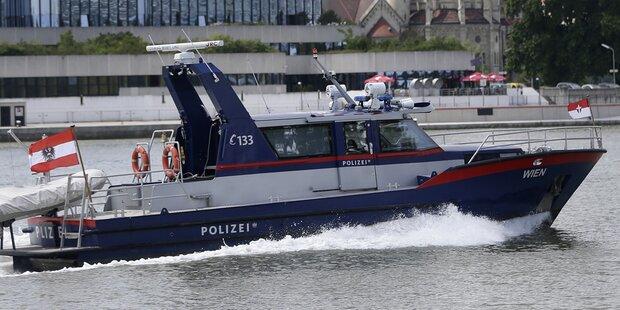 Wasserleiche aus Donau geborgen